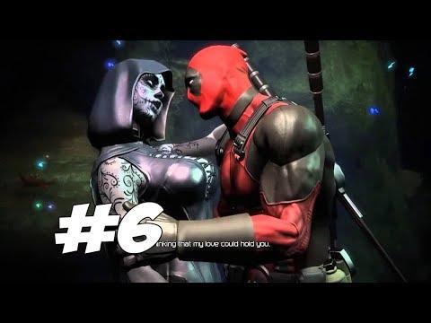 РАНДЕВУ СО СМЕРТЬЮ - ИСПЫТАНИЯ ДУХОВ - Deadpool - Прохождение #6
