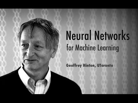 Lecture 15.3 — Deep autoencoders for document retrieval  [Neural Networks for Machine Learning]