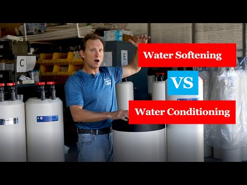 Water Conditioning System Vs Ion Exchange Water Softening System | Florida Water Analysis