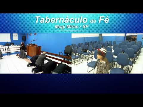 18.07.2019 | Terça | Pregação - Ev. Daniel | Mogi - Mirim/SP