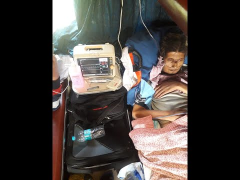 Patient Shifted From Siliguri To Hyderabad In Life Savers Rail Ambulance