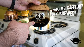 I made the strongest cup of coffee in the world | 10X Brewed Deathwish Coffee