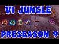 League of Legends Ranked: HOW TO PLAY VI GUIDE! Vi Jungle Build & Vi Jungle Runes Vi Probuilds 8.24