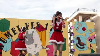 明治大学公認コピーダンスサークル「コピア」Liveステージから.