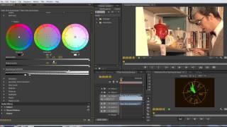 Premiere Pro CS6 Techniques: 54 Color EIGHT: Color Corrector