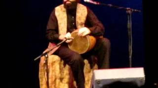 Sahab Torbati-Tombak Solo - Mastan Concert in San Diego, CA 2011