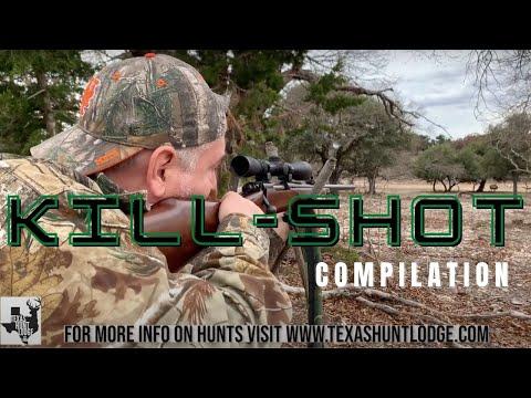 Kill Shot Compilation 3 - Texas Exotic Hunting @ Texas Hunt Lodge