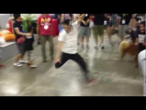 PSHC Dance Battle Feat Rowi Du