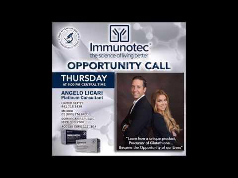 Opportunity Call  June 1st 2017