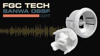 FGC Tech:   Sanwa Silent Buttons Generation 2