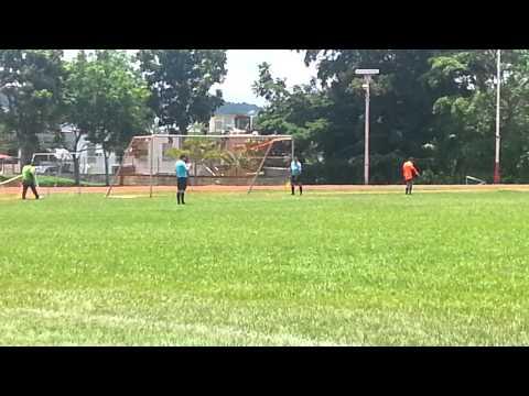 Tanda de penales Cuartos de final Liga del Este Cayey vs Gurabo Mayo 18, 13
