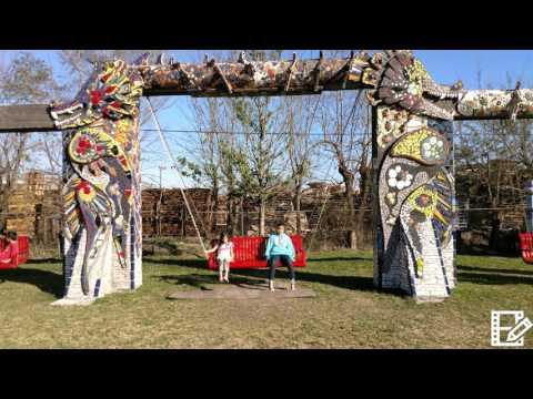 At trip to Smither Park Houston,Texas