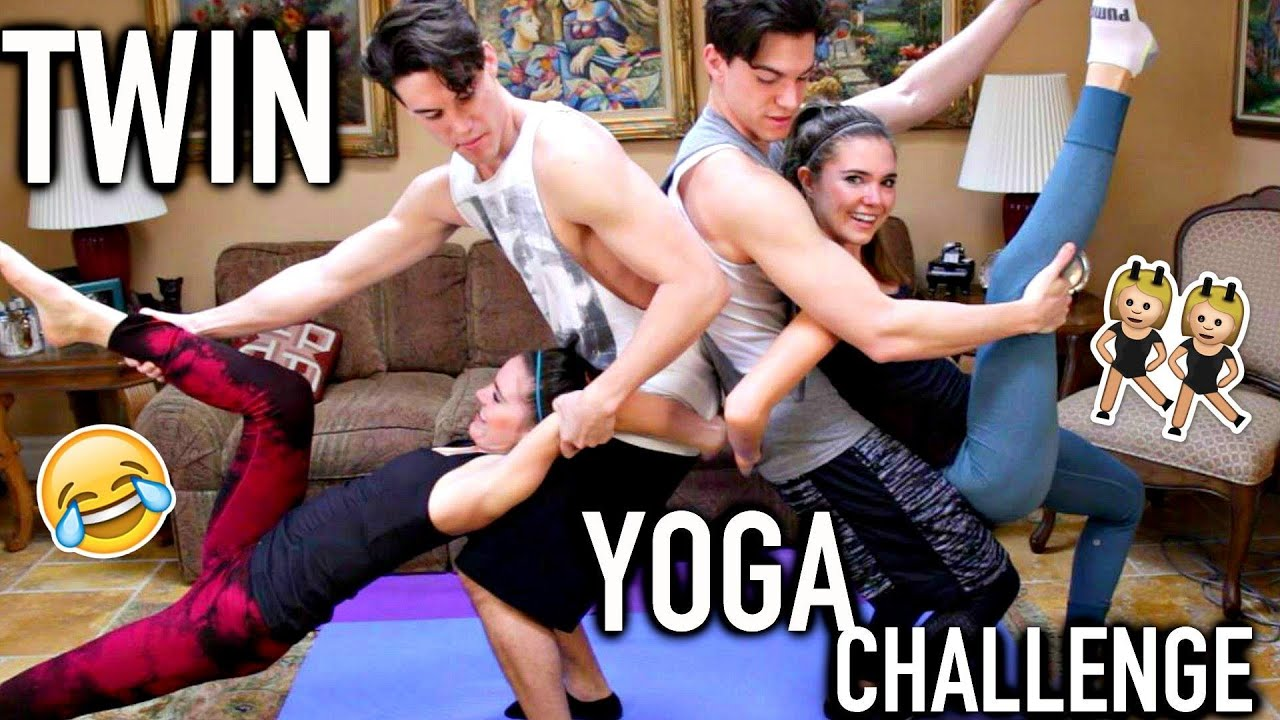 GROUP YOGA CHALLENGE