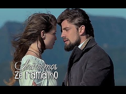 Zé Ramalho Sinônimos Trilha Sonora Além do Tempo (Legendado) Tema de Lívia e Felipe HD.