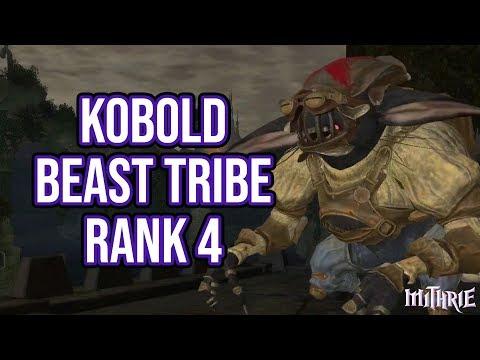 FFXIV 2.25 0342 Kobold Rank 4 (Beast Tribe Quests)