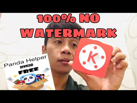 Download How To Remove Kinemaster Watermark Live Prof 100 Work 2018