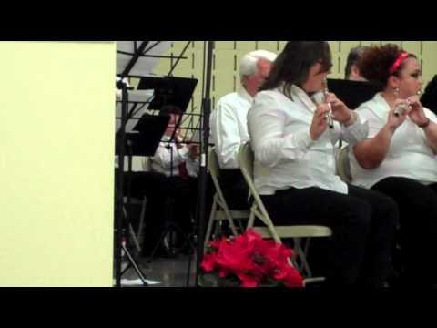 Ben Hambro Debut Concert Atlantic Pops Community Band