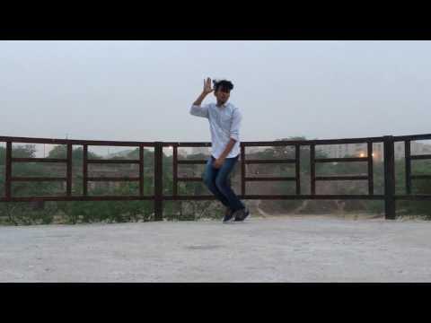 Sham (aisha) dance performance by Vishal mourya