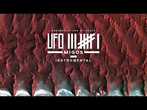 Ufo361 - 'MIGOS' - Instrumental (prod. von AT Beatz)