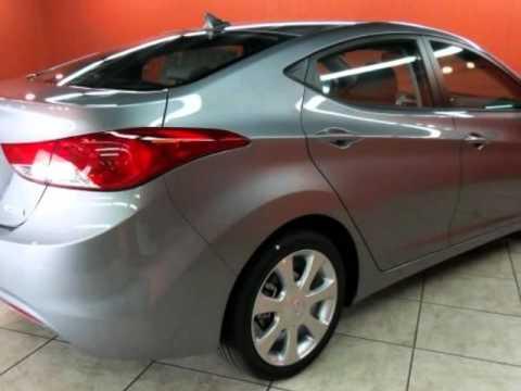 2012 HYUNDAI Elantra 4dr Sdn Auto Limited