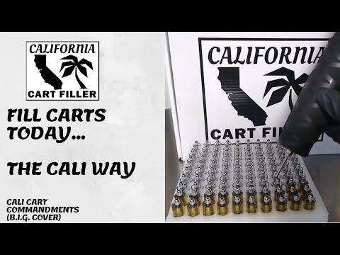 CALIFORNIA CART FILLER (50ML)
