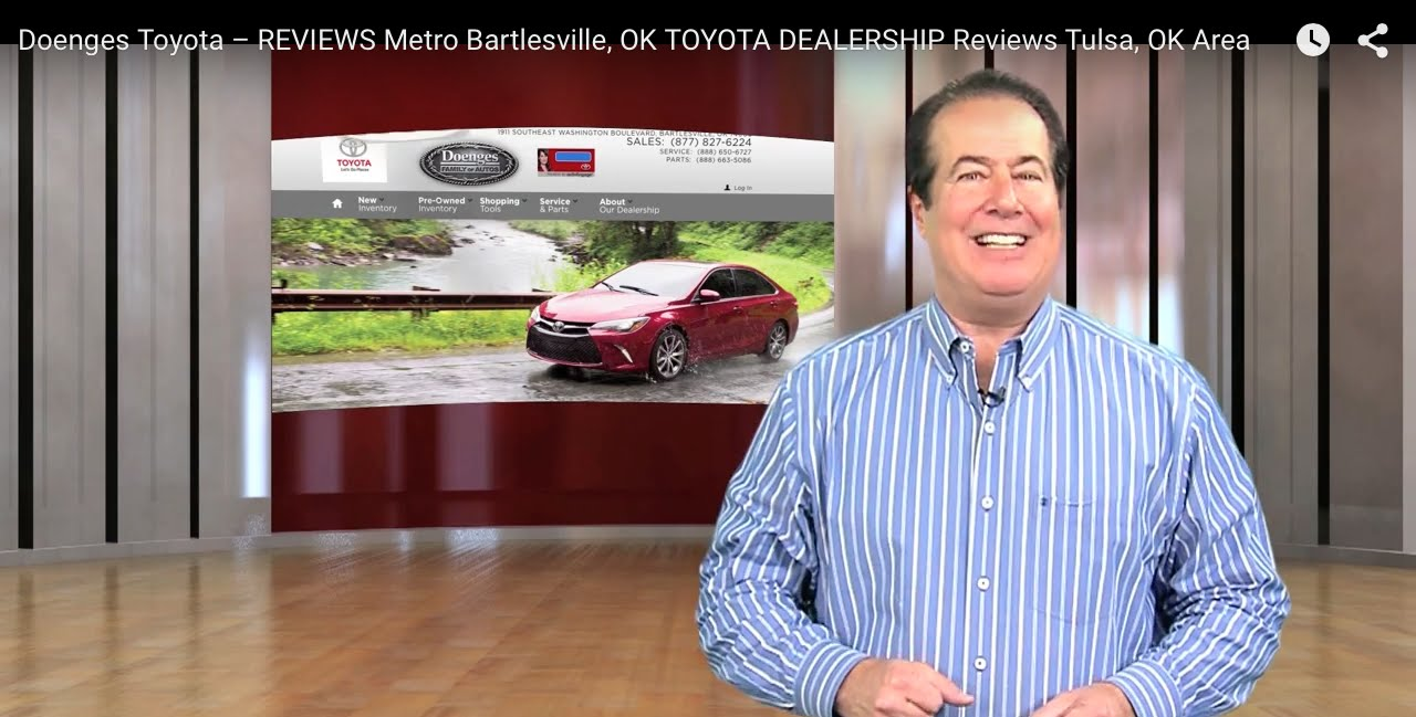 Doenges toyota bartlesville ok reviews toyota dealership reviews tulsa ok metro area
