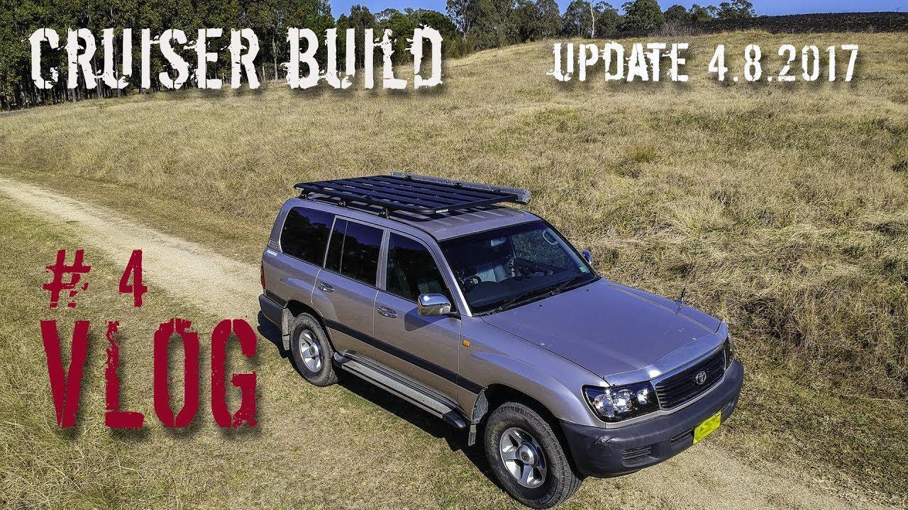 LC105 Update | 1HD-FTE ENGINE | E-Locker | ALLOFFROAD VLOG #4