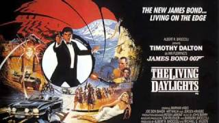 The Living Daylights Soundtrack Ice Chase