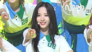 [MPD직캠] 우주소녀 보나 직캠 'HAPPY' (WJSN BONA FanCam)   @MCOUNTDOWN_2017.6.15
