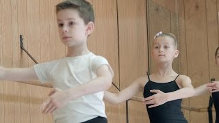 Central Pennsylvania Youth Ballet: Building the Foundation