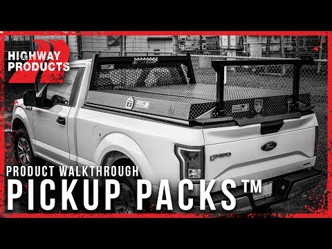 Highway Products | Pickup Packs<sup>™</sup>