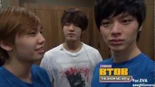 [ENG SUB HD] 120627 MTV Diary - BTOB Ep 3