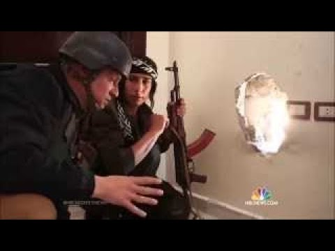 The Courage of the Kurds in Kobane - We will resist to our last drop of blood