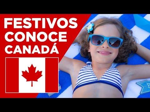 Los Días Festivos Nacionales En Canadá