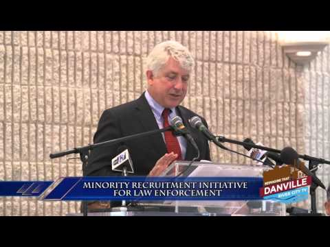 Attorney General Mark Herring - Minority Recruitment Initiat