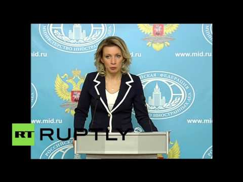 Russia: US officials want to sabotage Russia-US deal on Syrian ceasefire - Zakharova