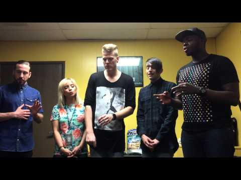 "Pentatonix-VIP Private Performance Of ""Valentine"" A Capella"