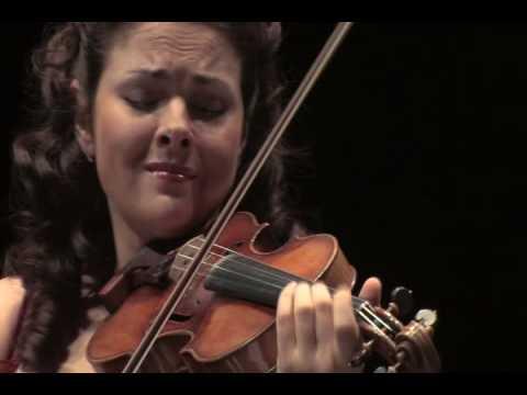 Mendelssohn - Violin Sonata in F major (2nd Mvt) / Tatiana Samouil