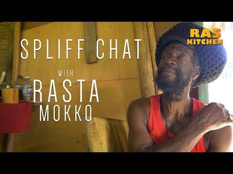 Spliff Chat with Rasta Mokko! Raising kids, locked hair, REAL Jamaica