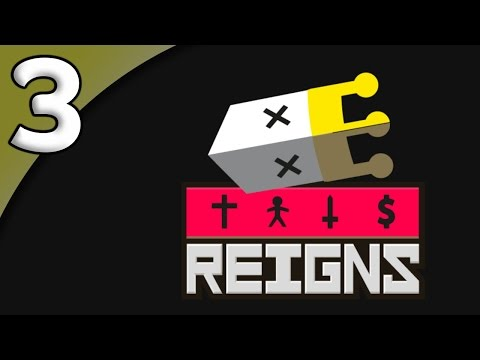 Reigns *First Taste* - 3. Dragons are Dangerous - Let's Play Reigns Gameplay