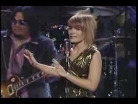 Kany Garcia - Presentacion Latin Grammy 2008