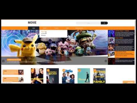 orangemovie Landing Page CPA AGC Movie Live Previews