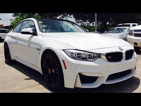 2015 Bmw M4 Coupe Full Review Start Up Exhaust Youtube