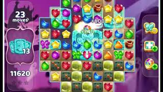 Genies and Gems Level 846