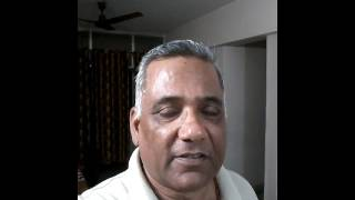 sajan re jhoot mat bolo khuda ke paas jaana by rajiv pradhan bangaloreon 27.6.17 at home on karaoke