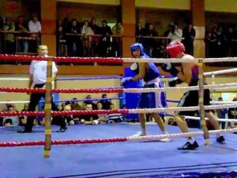 XIII Turniej Heimanna (1/4) Ziębice - Grzesiek Moszczyński - SECOND FIGHT IN LIFE