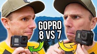 Don't Buy The GoPro Hero 8 Vs The Hero 7...