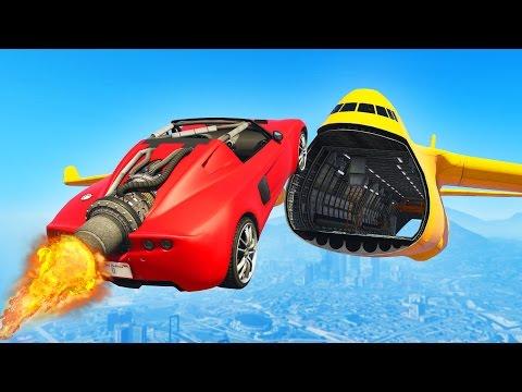 GTA 5 EPIC MOMENTS: #23 (Best GTA 5 Stunts...