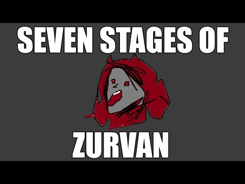 The Seven Stages of Zurvan [FFXIV Rant]
