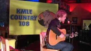 Adam Gregory Live on KMLE YouTube Videos